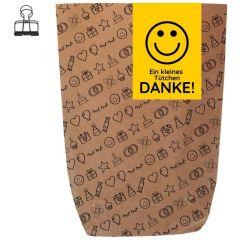 Geschenkset KLEINES TÜTCHEN DANKE! # 1