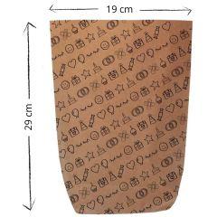 Geschenktüte ICON - Größe L