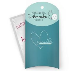Tuchmaske GENIESSE DEN MOMENT
