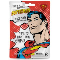 Gesichtsmaske SUPERMAN