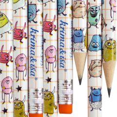 Bleistift MONSTER KRIMA & ISA