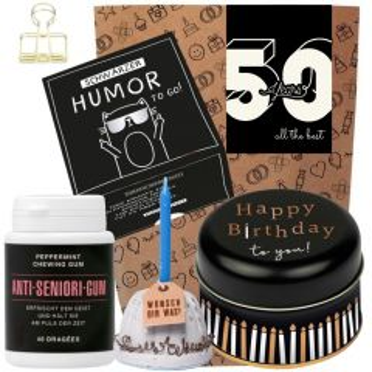 Geschenkset 50 YEARS # 4