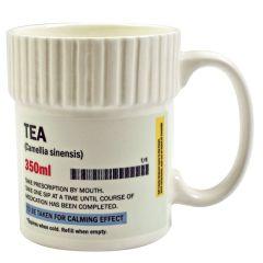 Medizin Becher TEA