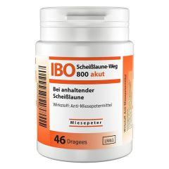 Kaugummis IBO SCHEISSLAUNE-WEG 800 AKUT