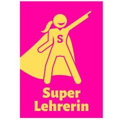 Minicard SUPER LEHRERIN