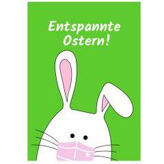 Minicard ENTSPANNTE OSTERN!