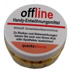 Traubenzuckerpillen OFFLINE