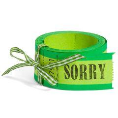 Wertmarke SORRY