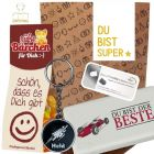 Geschenkset DU BIST SUPER # 3