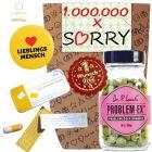 Geschenkset 1.000.000 x SORRY # 5