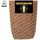 Geschenktüte #EHRENMANN - zum Befüllen