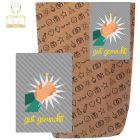 Geschenktüte + Grußkarte GUT GEMACHT - zum Befüllen