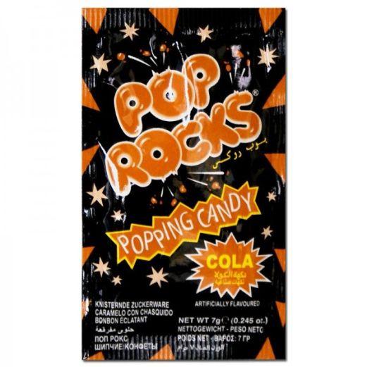 Knisterpulver POP ROCKS COLA