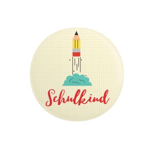 Ansteckbutton SCHULKIND - GFF-Edition
