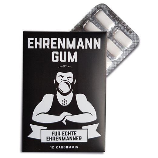 Kaugummis EHRENMANN GUM