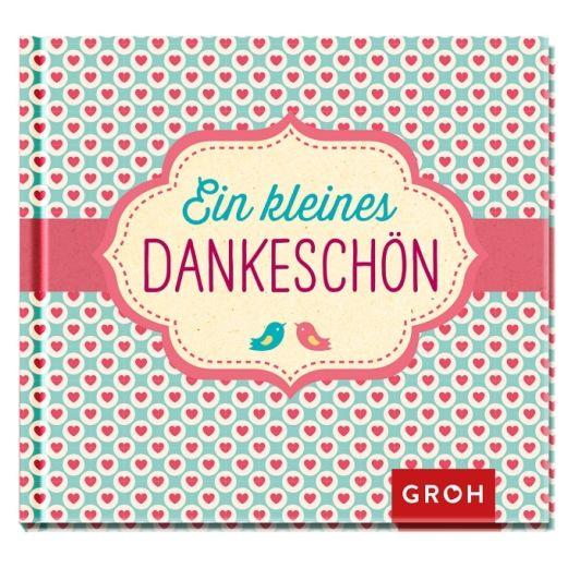 Mini-Geschenkbuch EIN KLEINES DANKESCHÖN