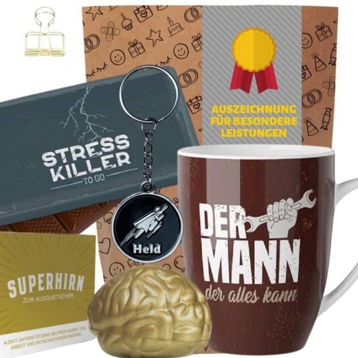 Geschenkset AUSZEICHNUNG FÜR BESONDERE LEISTUNGEN # 2