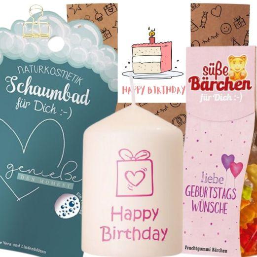 Geschenkset HAPPY BIRTHDAY GEBURTSTAGSKUCHEN # 3