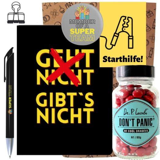 Geschenkset STARTHILFE! # 6