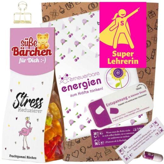 Geschenkset SUPER LEHRERIN # 3