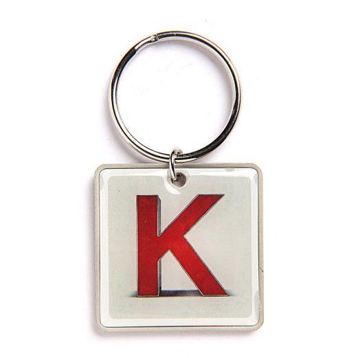 Schlüsselanhänger Buchstabe K