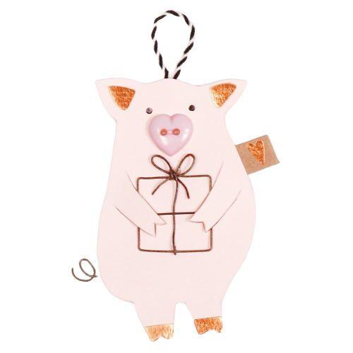Glücksschweinchen GESCHENK