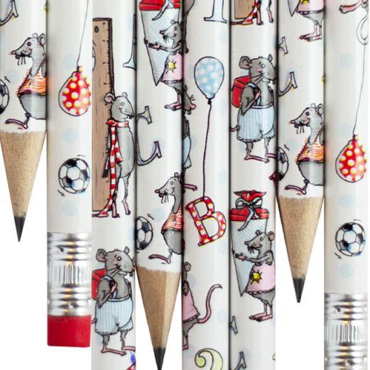 Bleistift SCHULANFANG von Krima und Isa