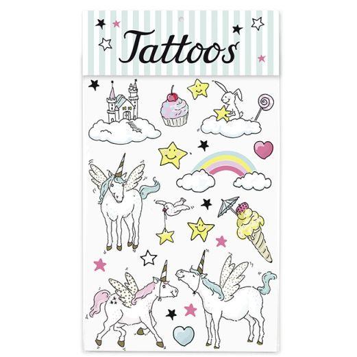 Tattoos EINHORN