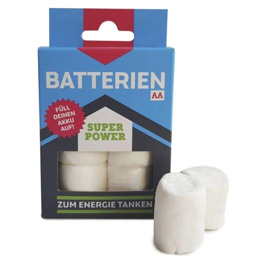 Marshmallows BATTERIEN