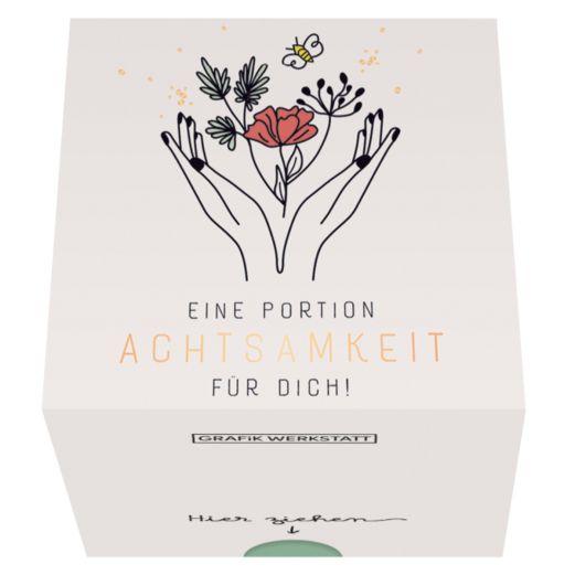 Message in a Box EINE PORTION ACHTSAMKEIT FÜR DICH
