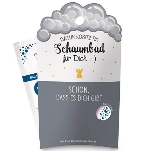 Schaumbad SCHÖN DASS ES DICH GIBT - ENGEL