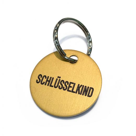Schlüsselanhänger SCHLÜSSELKIND