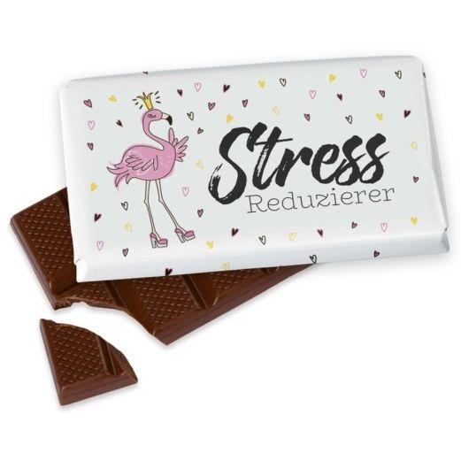 Kleine Schokolade 40g STRESSREDUZIERER